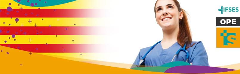 Curso OPE CATSALUT Enfermería Cataluña